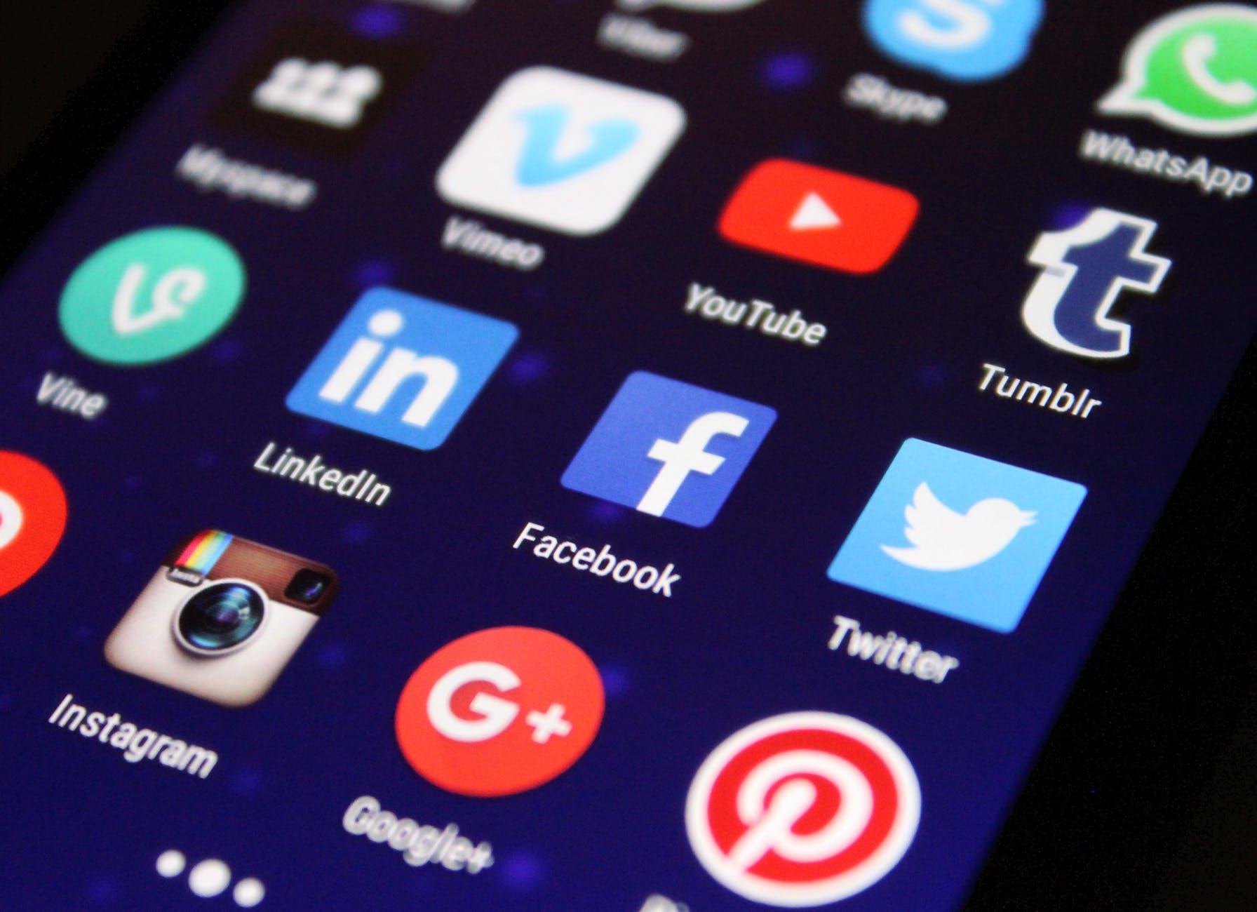 Services: Social Media Management